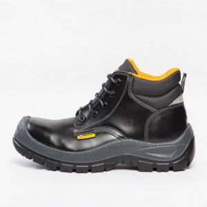 Bota en Cuero Warrior con plantilla antiperforante